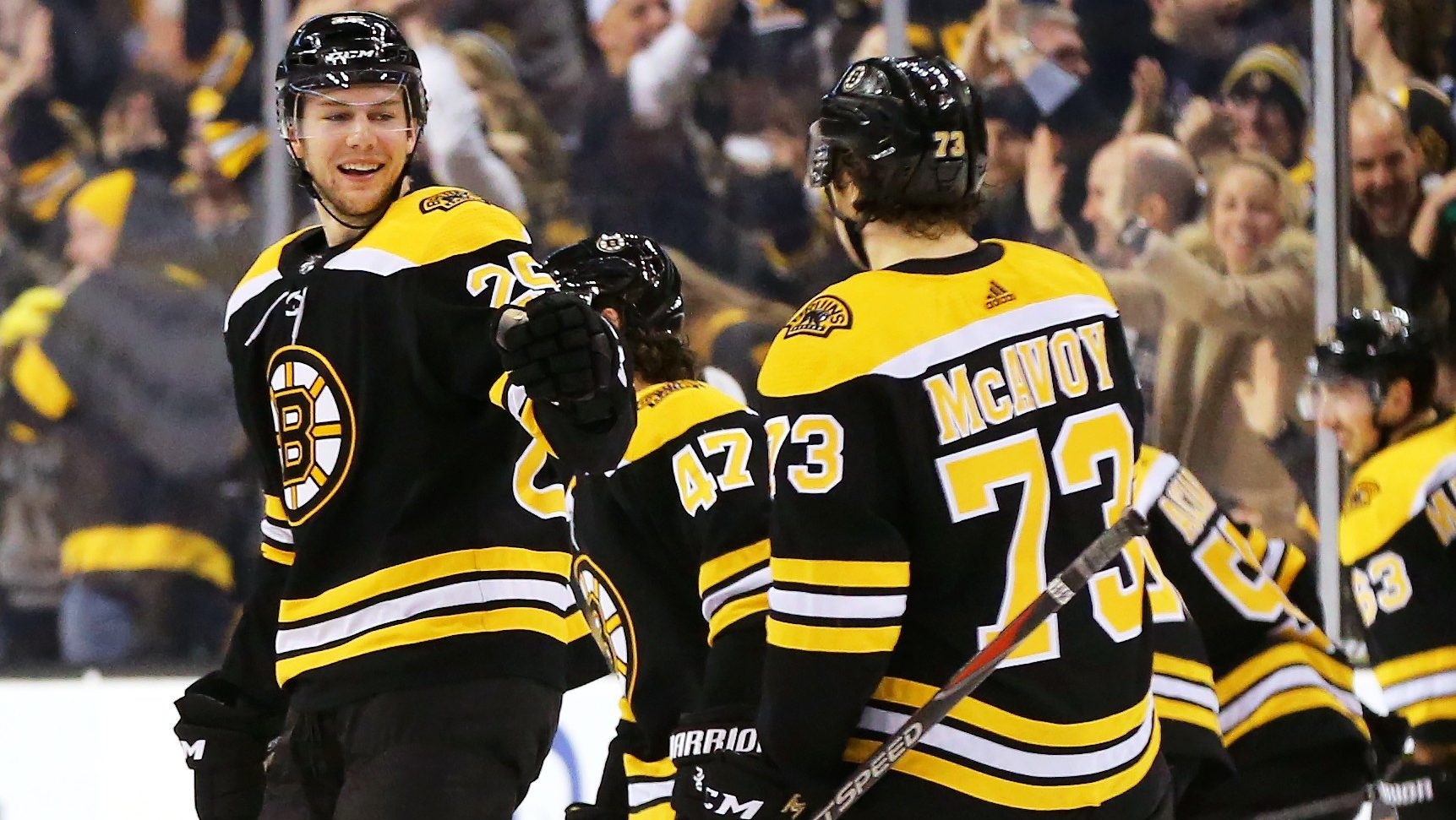 Bruins sign defenceman Brandon Carlo to two-year, $5.7M deal